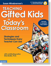 Teaching Gifted Kids in Today's Classroom Coursebook