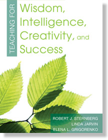 Wisdom, Intelligence, Creativity and Success Coursebook